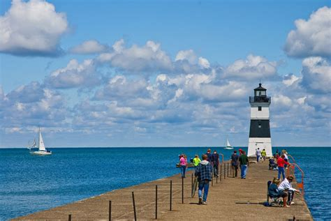 boat rides in erie pa plan a family getaway to presque isle state park in erie