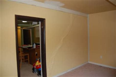 how to drywall a room sun room and wine room drywall work