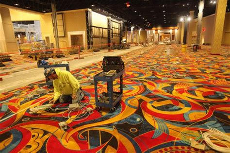 construction of toledo s hollywood casino nearly complete