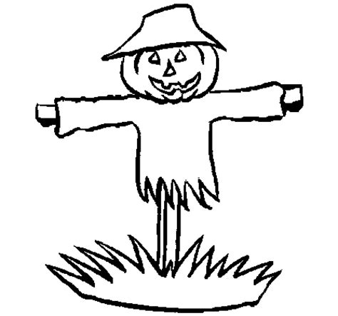 pumpkin scarecrow coloring pages pumpkin coloring patterns free patterns