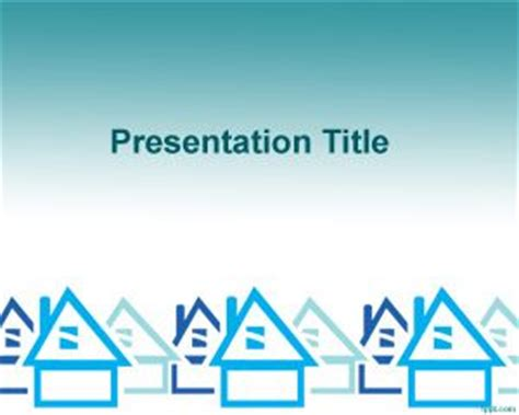finance templates for powerpoint free download housing finance powerpoint template over millions