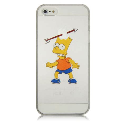 Iphone 5 Iphone 5s Iphone Se Baby Skin Ultra Thin cases covers skins iphone 5 5s cover bart was