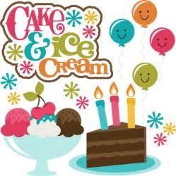 cake and ice cream svg scrapbook collection birthday cake