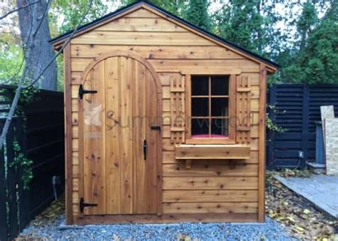 Garden Sheds Ontario by 8ft X 8ft Bar Harbor Shed In Toronto Ontario