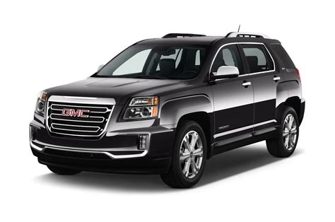 gmc cars 2017 gmc terrain reviews and rating motor trend