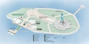 map of liberty liberty island new york newhairstylesformen2014