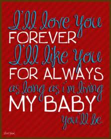 I Love You Forever Book Quotes by Love You Forever Book Quotes Quotesgram