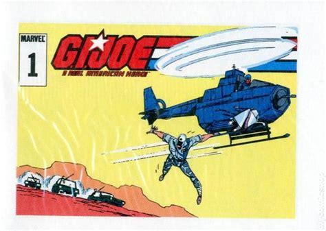 Cereal Giveaway - gi joe 1986 cereal giveaway comic books