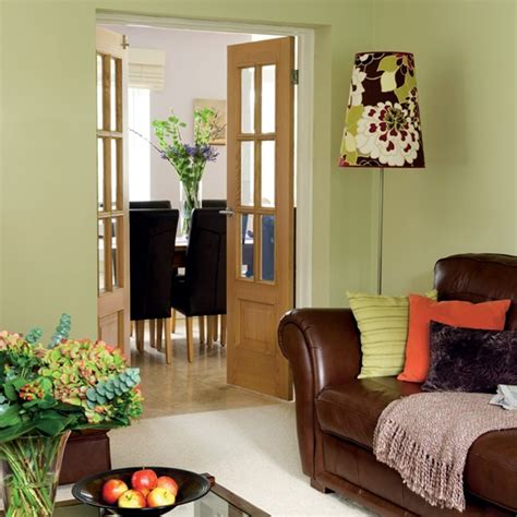 Living Room Glass Door Design Glass Panelled Doors Housetohome Co Uk