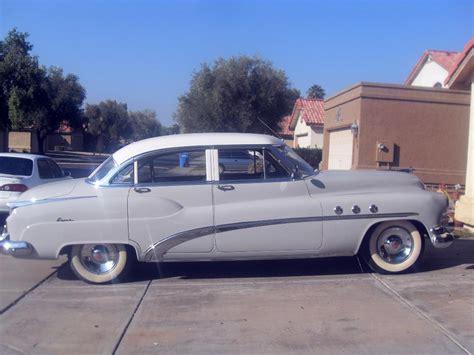 1952 buick 4 door sedan 117839