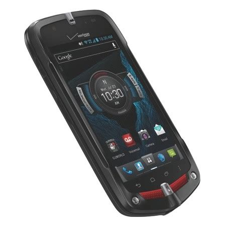 Verizon Rugged Smartphone verizon upgrades rugged g zone series with lte model cnet