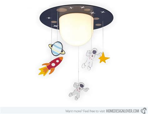 Boys Ceiling Lights 15 Imaginative Ceiling Light Designs For Boy S Bedroom