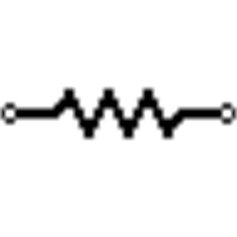resistor symbol table electrical symbols electronic symbols schematic symbols