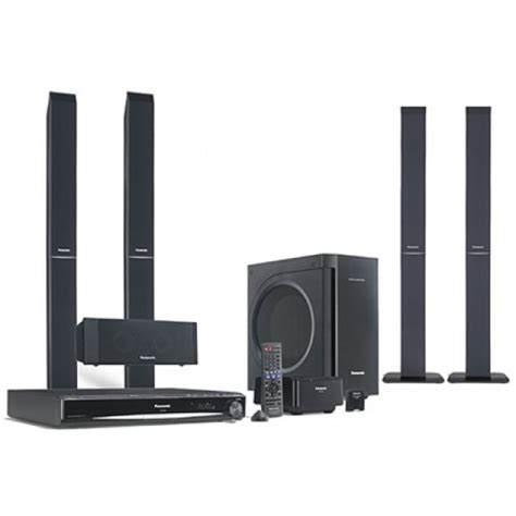 panasonic sc pt865w region free 1080p dvd home theatre