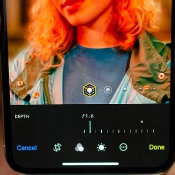 how to use iphone xs portrait mode and depth iphonetricks org