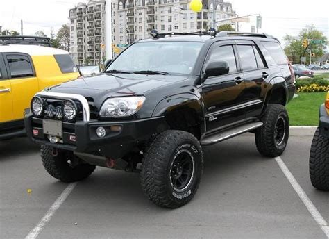 toyota highlander lift kit 2004 toyota 4runner pimped real rollin