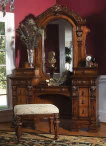 Makeup Vanity Near Me Antique Vanity Dresser With Mirror And Stool Drawers