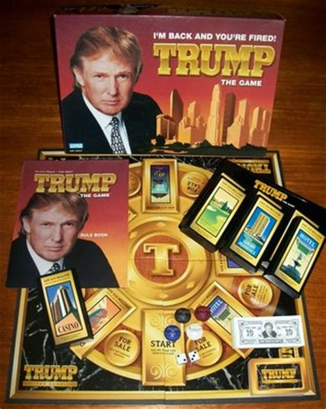 14 classic video games that still trump the competition trump board game by parker vintage board games