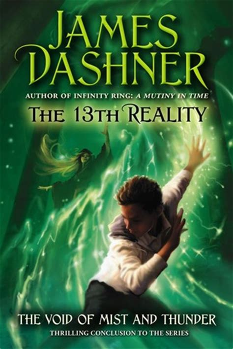 the 13th reality vol 4 the void of mist and thunder