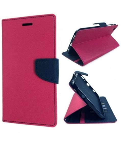 Xiaomi Redmi Note 4 Soft Warna Pink xiaomi redmi note 4 flip cover by pkstar pink flip