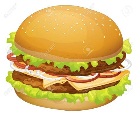 hamburger clipart hamburger clipart clipartion