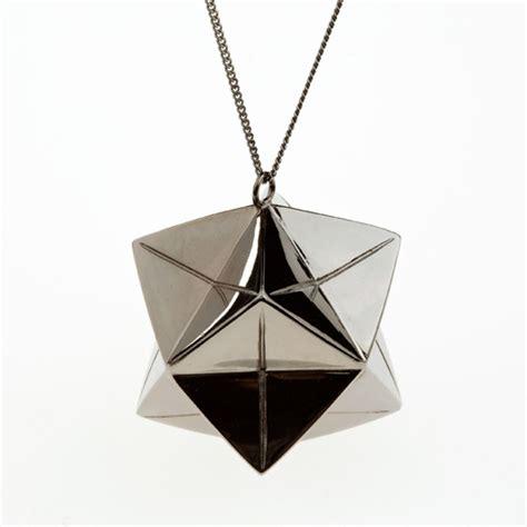Origami Jewellery - origami jewellery pliages pr 233 cieux