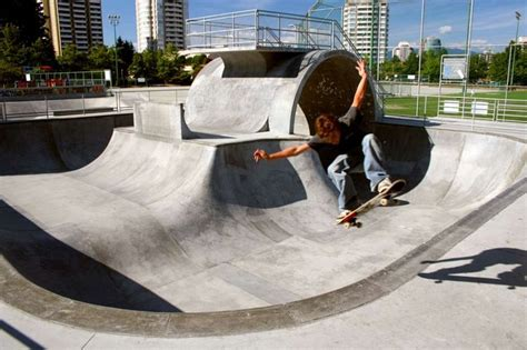 skate park design � to enable poetry in motion bored art