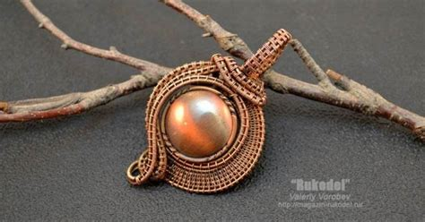 copper jewelry techniques advanced copper wire woven jewelry tutorial inspirations