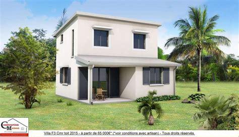 Construction Neuve Ile De 4116 by Construction Maison La Reunion