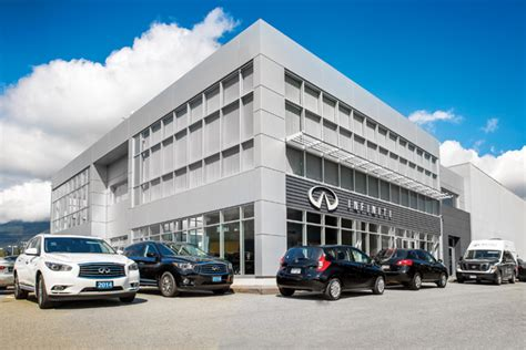 nissan parts vancouver vancouver nissan infiniti acquired by dilawri