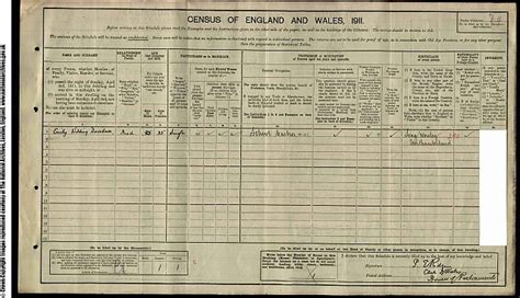 1911 Census Address Search Free Emily Davison Hiding In Parliament S Crypt In 1911 Census Findmypast