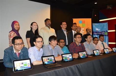 Microsoft Malaysia microsoft malaysia awards developers of my windows store