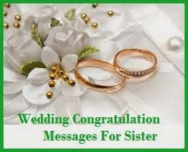 Congratulation Messages : Wedding Congratulation Messages