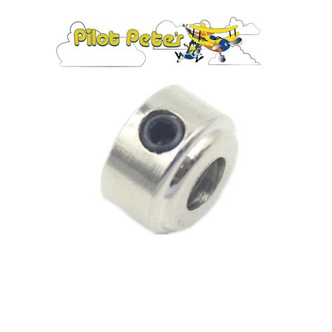 Wheel Collar Landing Gear Stop 6x2 1 Mm 1 landing gear wheel stop collar suit 1mm shaft pilot petes