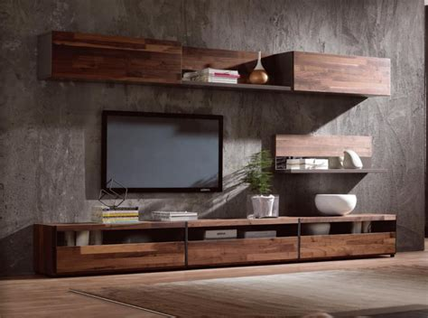 Modern Simple Tv Stand,Walnut Wood Veneer Tv Cabinet   Buy Tv Stand,Tv Stands And Cabinets