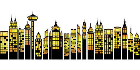 gedung bertingkat cityscape gambar vektor gratis  pixabay
