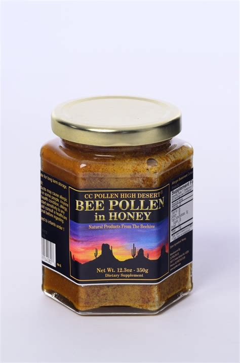 Vitamin Honey Bee Pollen vitaminlife honey with bee pollen