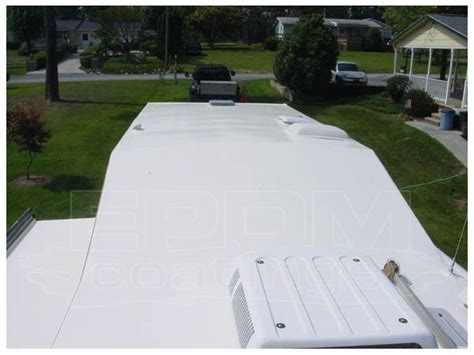 an epdm or rubber roof looks and feels like a 25 best ideas about rv roof repair on roof