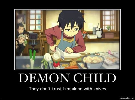 Naruto Kink Meme - blue exorcist rin the young cook of the rectory