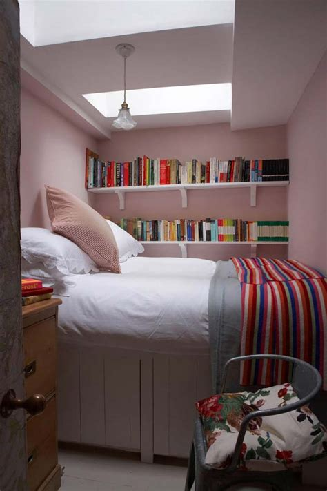 small space ideas  maximize  tiny bedroom