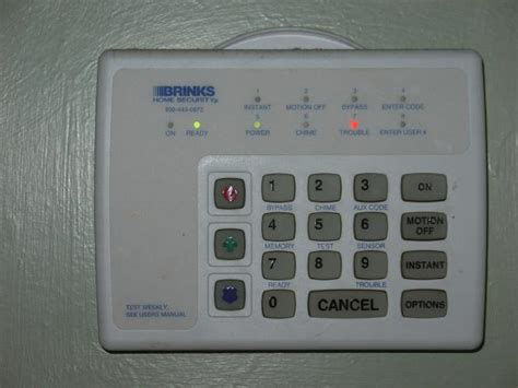 brinks security panel bhs 400a gt gt transformer for brinks