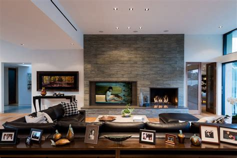 Single story house designs, beverly hills modern home