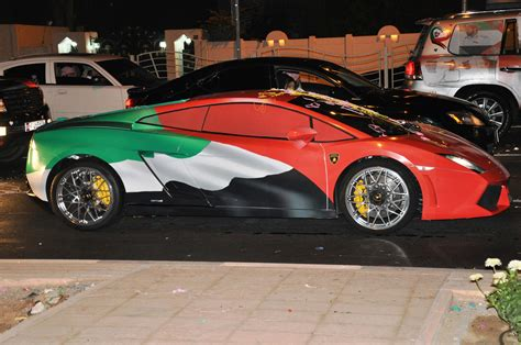 Uae Cars by Uae National Day Decorated Cars Expats