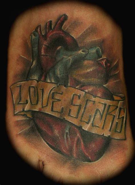 nate beavers tattoo scars by nate beavers tattoos