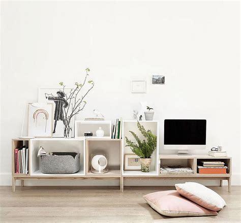 meuble tv scandinave fly artzein