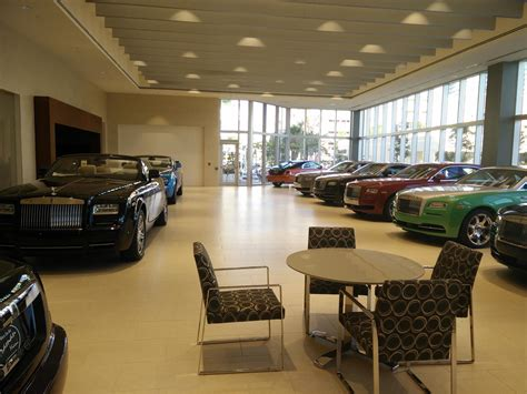 rolls royce dealership braman s miami rolls royce dealership ranks second in u s
