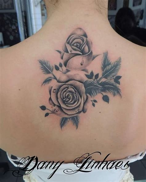 tattoo trends rose tattoo back design the most lovely