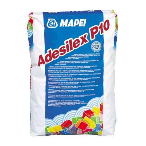 mapei adesilex p10 adhesive