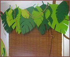 dekoration dschungel 1000 ideas about jungle decorations on