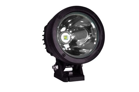High Intensity Led Light Bulbs High Intensity 90 Watt Led Spot Light Larson Electronics